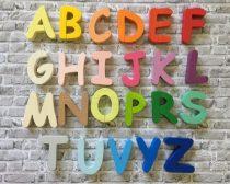 ragasztható betűk