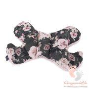 Könnyű álom velvet pillangó párna - Midnight roses