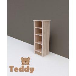 TODI Teddy - keskeny nyitott polcos szekrény