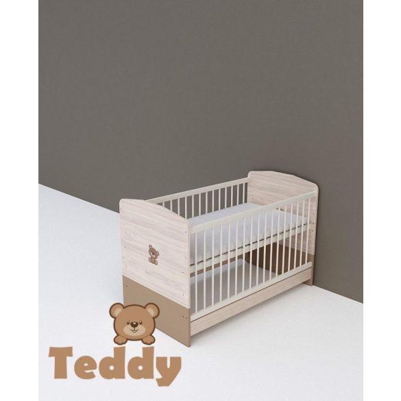 TODI Teddy - 140*70 átalakítható babaágy