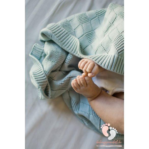 kötött takaró babáknak