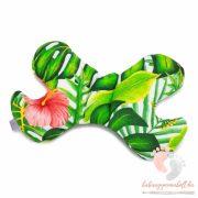 Könnyű álom bambusz pillangó párna - Tropical