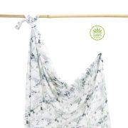 Könnyű álom bambusz takaró 150x160 cm - Zúzmara