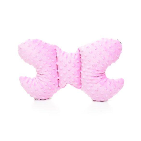 Pihe-puha pillangó párna - PóniÁlom rózsaszín