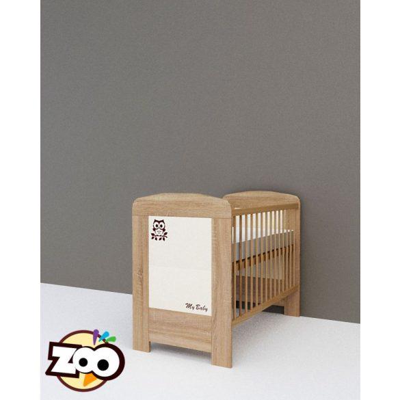 TODI ZOO - babaágy 60*120-as