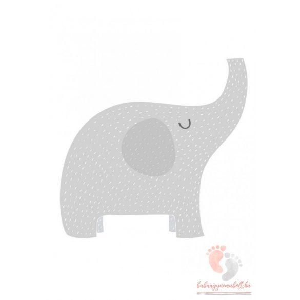 A4-es poszter - Dots Elefánt