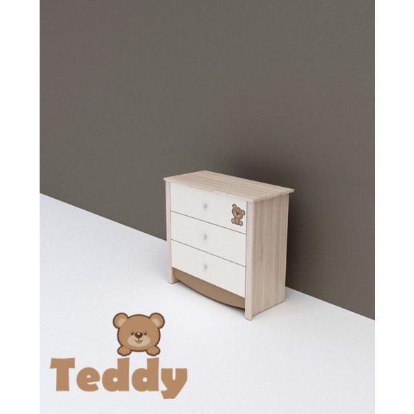 TODI Teddy - 3 fiókos komód