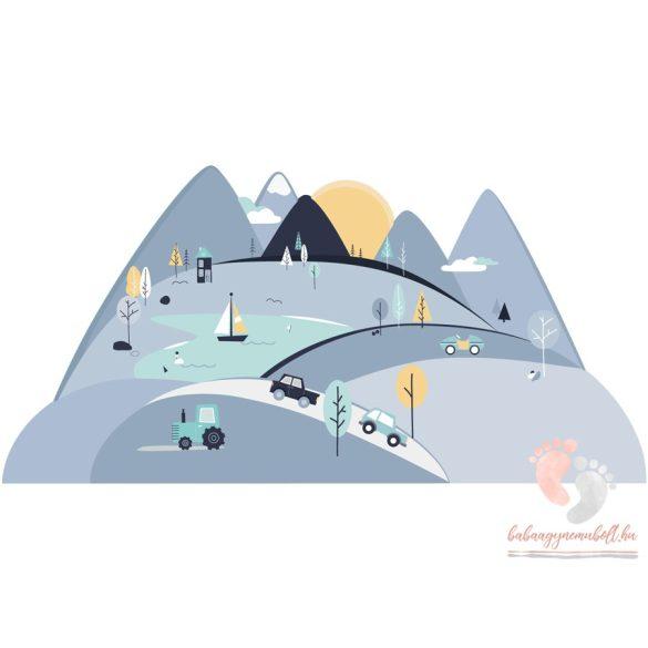 Falmatrica - Sötétkék hegyek