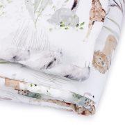 Könnyű álom bambusz ágynemű szett - Szafari