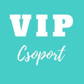 VIP csoportunk