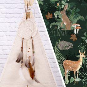 Könnyű álom indián sátrak